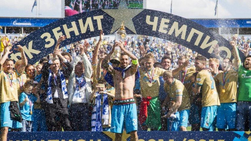 Находящийся в СИЗО Кокорин стал чемпионом России по футболу в составе «Зенита»