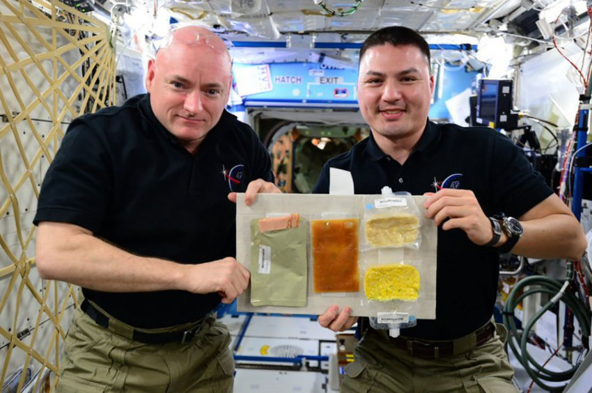 Российские ученые раскритиковали космическую диету NASA