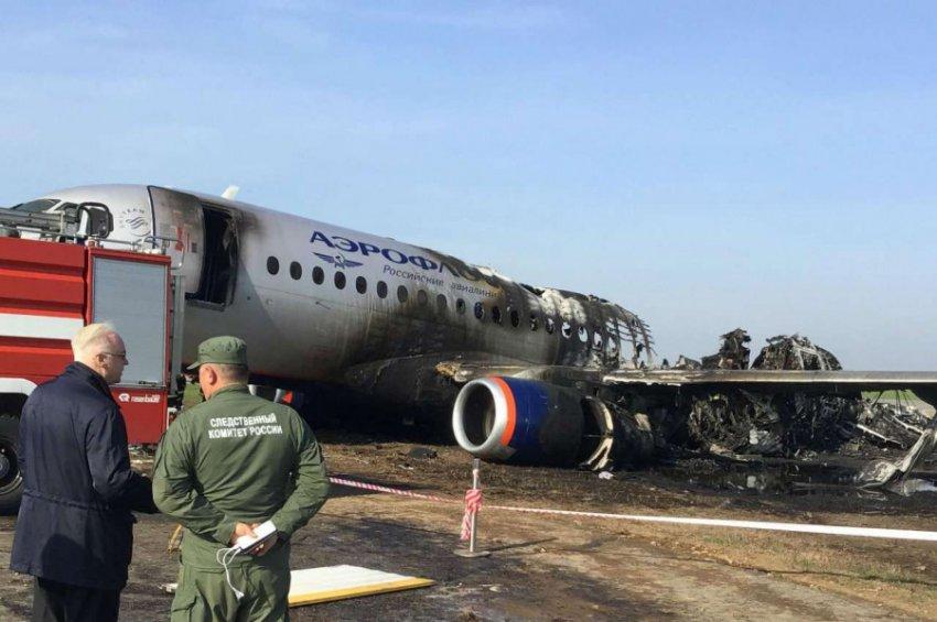 Выживший пассажир «Суперджета»: на пожаре привиделась дочка и попросила не умирать