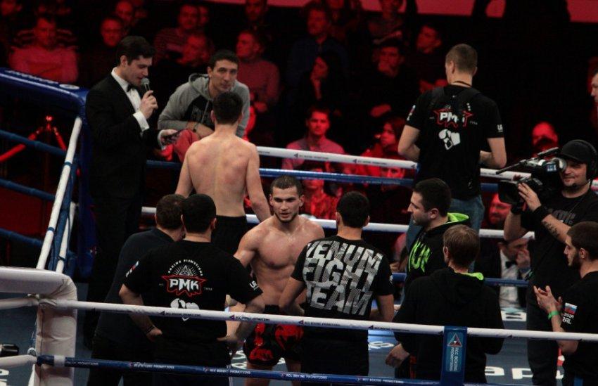 Хаял Джаниев рассказал об ответственности перед зрителями и воле к победе