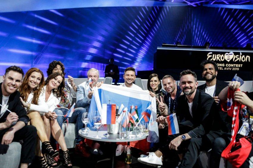 Сергей Лазарев покинул ТОП-5 фаворитов «Евровидения-2019» по версии букмекеров