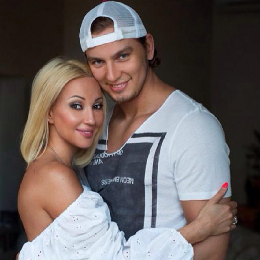 Муж Леры Кудрявцевой впервые показал лицо дочери
