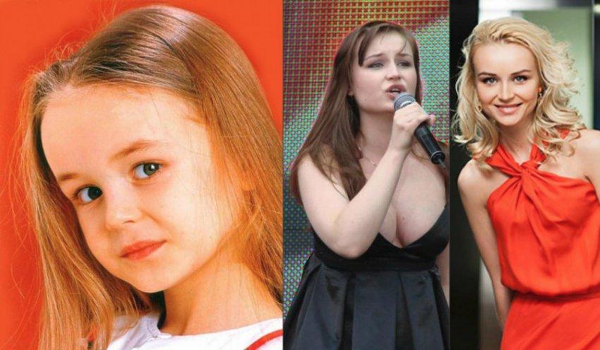 Полина Гагарина вспомнила о похудении с 80 до 48 килограммов