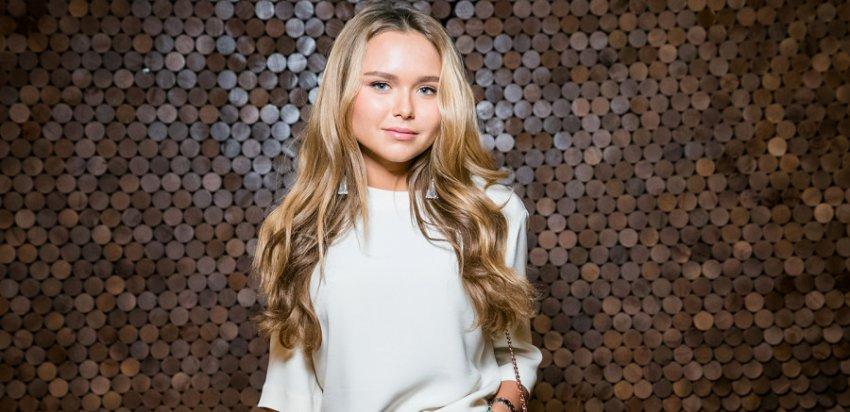 19-летняя дочь Дмитрия Маликова стала дизайнером