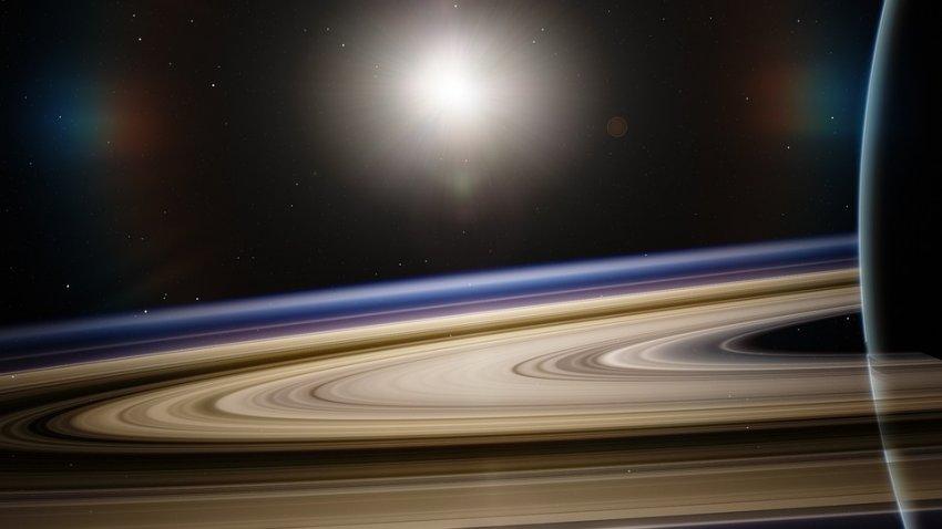 Бывший сотрудник НАСА: в кольцах Сатурна находится база инопланетян