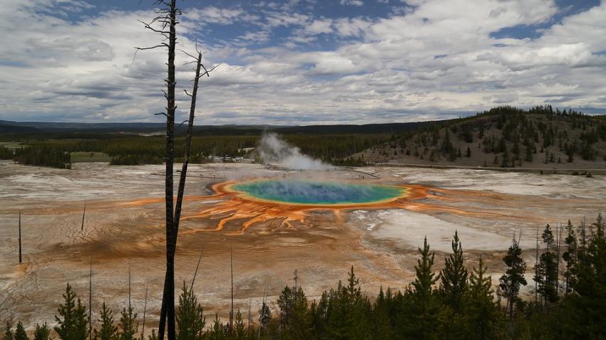 Извержение Йеллоустоуна унесет миллиарды жизней: неутешительный прогноз эксперта