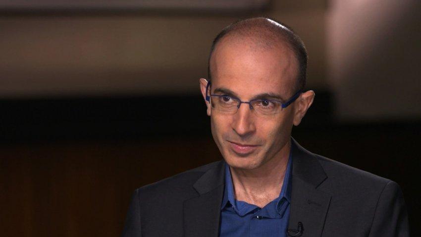 Юваль Ной Харари заявил, что ИИ угрожает человечеству