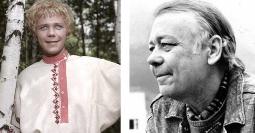Он умер больным одиноким бомжом: несказочная судьба актёра Алексея Катышева