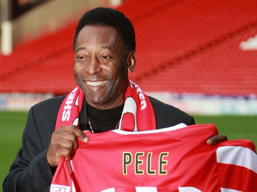 Легенда футбола Пеле опроверг очередные слухи о своей смерти