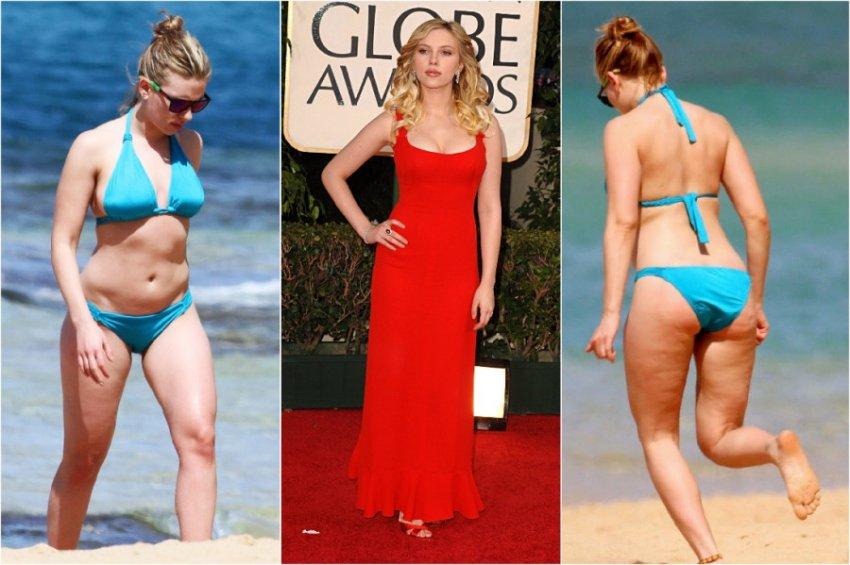 Лена Миро назвала актрису Скарлетт Йоханссон «жирной»