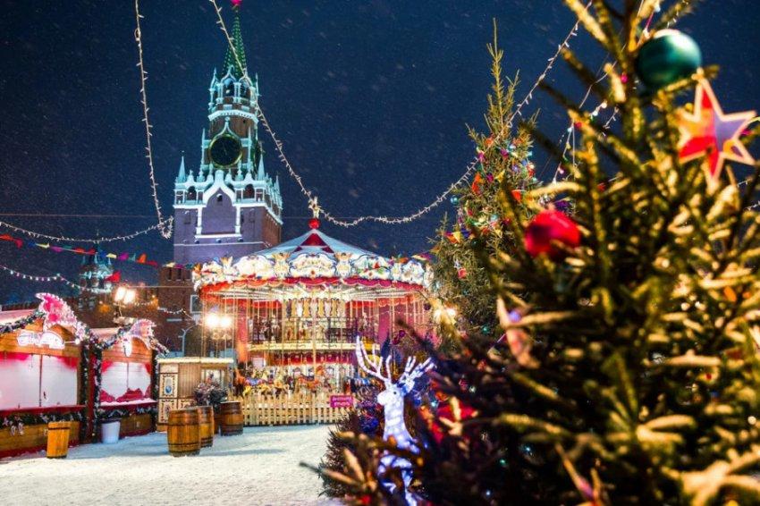 В России планируют сократить новогодние каникулы