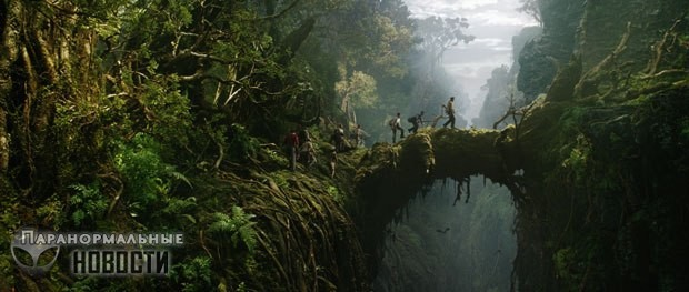 Таинственное племя полулюдей-полуживотных в Южной Америке