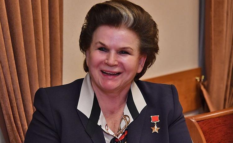 Валентина Терешкова раскрыла тайну, связывающую ее, Гагарина и Королева больше 50 лет