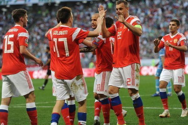 Россия - Сан-Марино, счет, результаты: как сыграли и видео голов