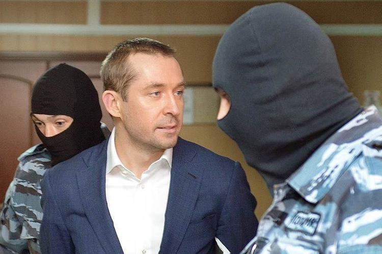 Дмитрий Захарченко отправится за решетку