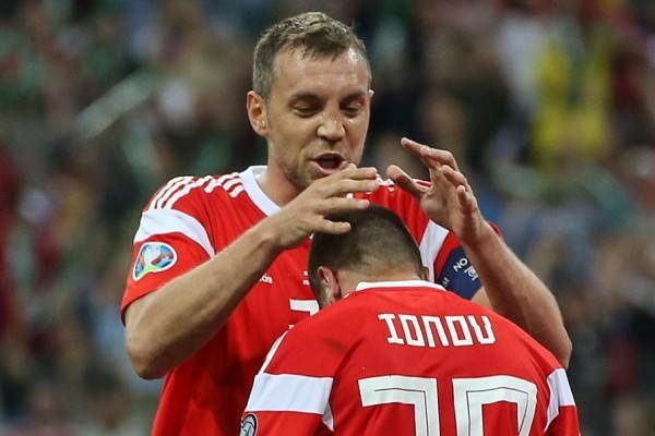 Россия - Кипр: счет, как сыграли, обзор матча и видео голов