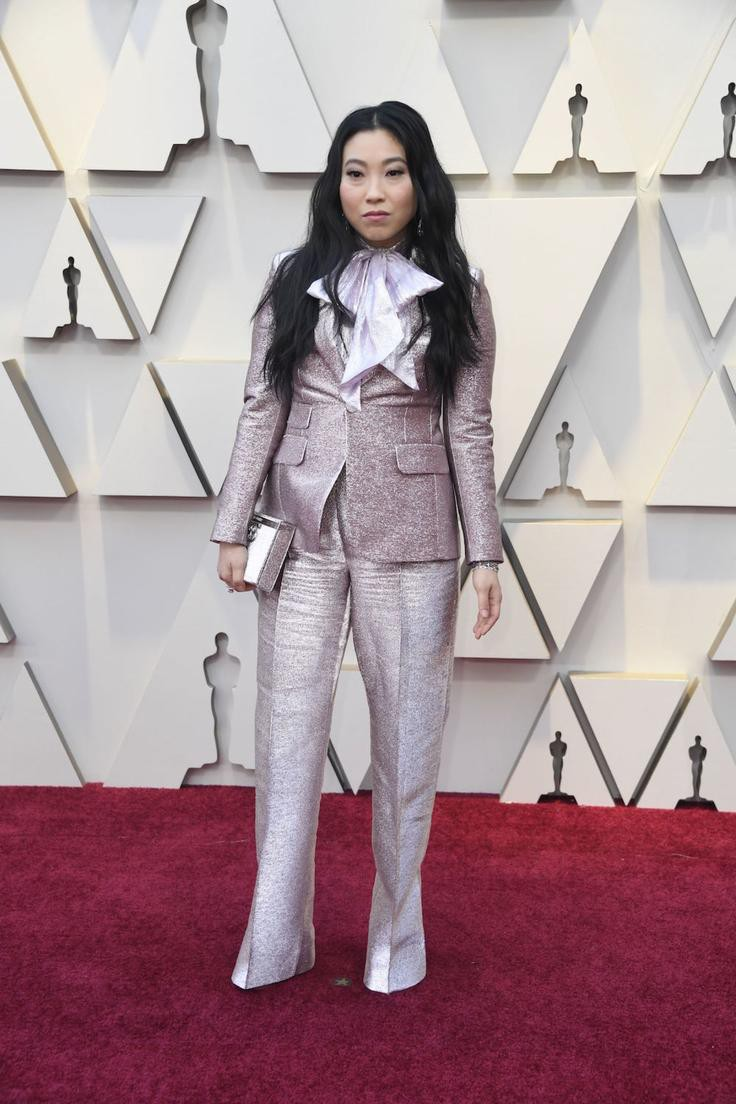 Оскар 2019. Нелепые наряды на красной дорожке