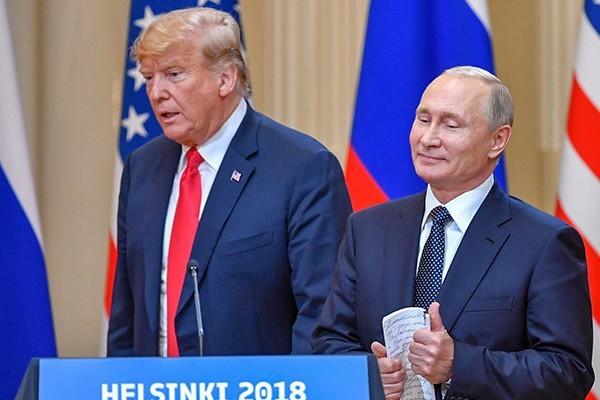 Путин попытается убедить Трампа отменить санкции