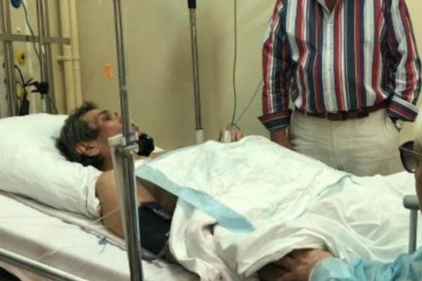 Врачи опровергли выписку Алибасова из больницы