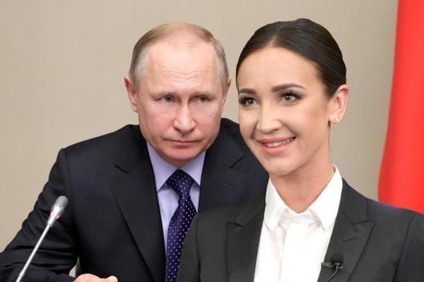 Бузова сравнила себя с Путиным накануне прямой линии с президентом