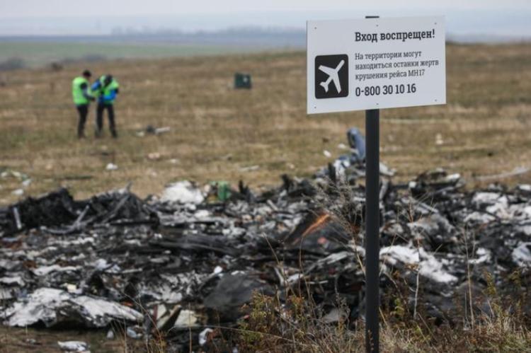 Группа следователей назвала имена подозреваемых в гибели авиалайнера в небе над Донбассом