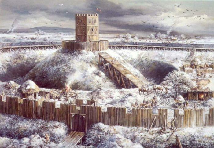 Как в Средневековье воины выдерживали осаду крепостей, чтобы не отдать врагу