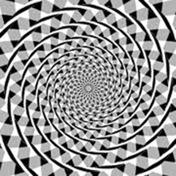 Пять оптических обманов, которые сбивают с толку
