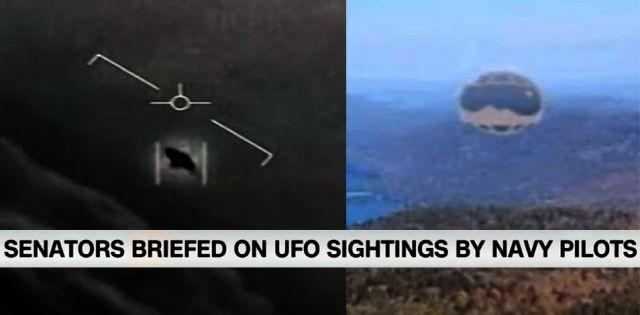 Секретный доклад Пентагона о контактах военных с НЛО