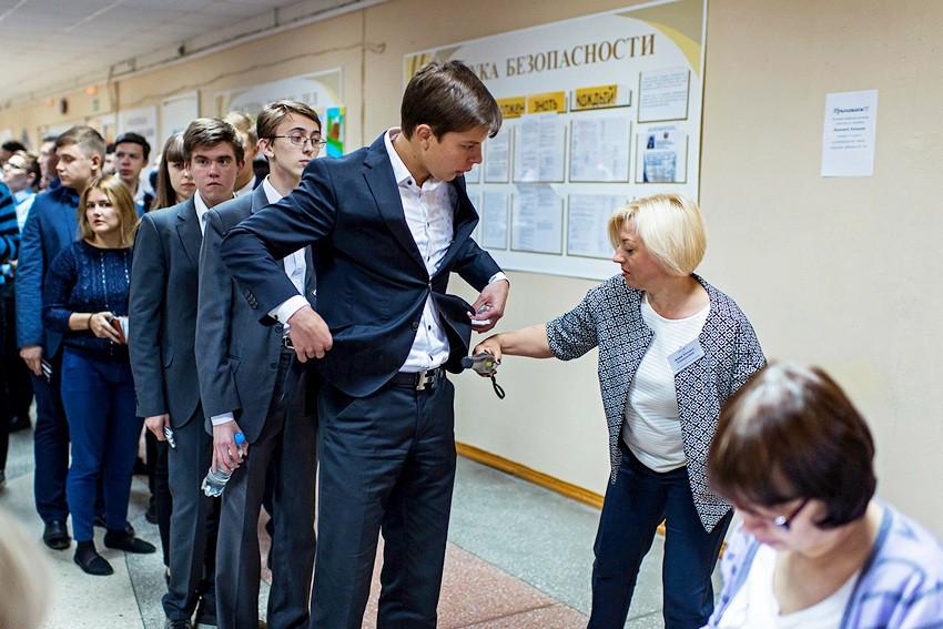 Российским школьникам на ЕГЭ и ОГЭ разрешат пользоваться интернетом