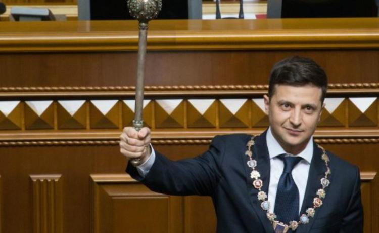 Зеленский решил перенести столицу из Киева, но пока еще выбирает куда