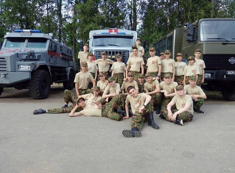 Школьники из Кисловодска побывали на Бородинском поле