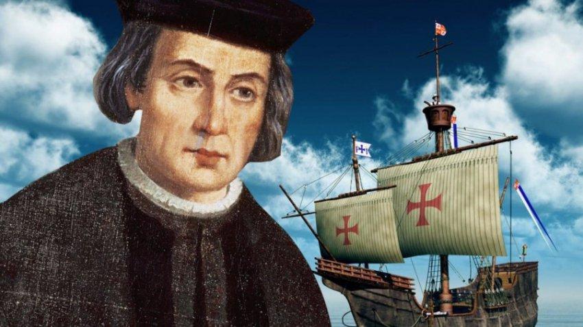 Загадочная жизнь Христофора Колумба
