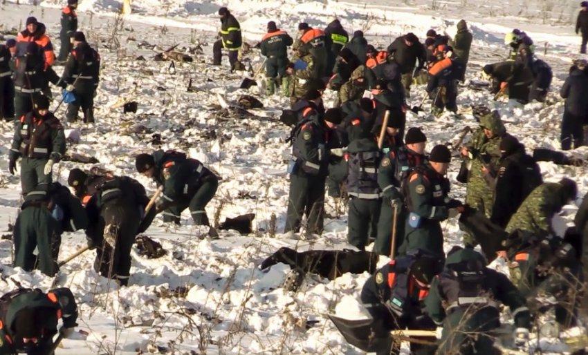 Сотни пилотов лишились дипломов и работы из-за крушения самолета Москва-Орск