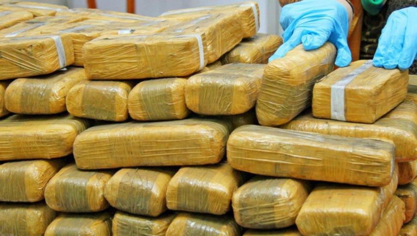 В Австралии изъяли самую крупную в истории партию наркотиков
