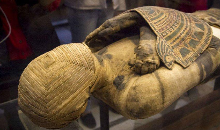 Три мумии в египетском саркофаге: тайна найденных останков раскрыта