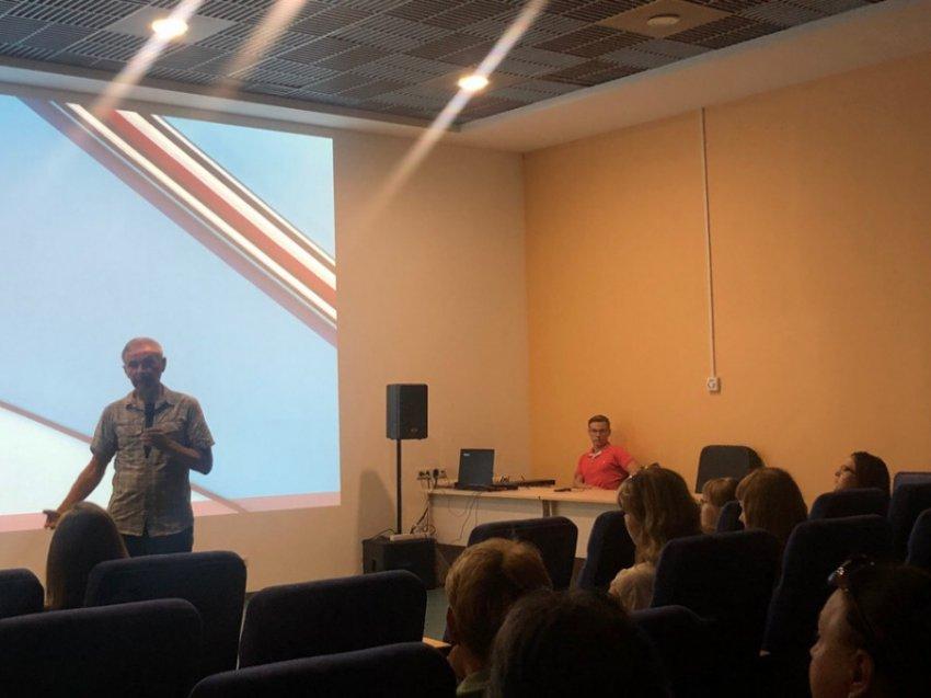 Профессиональный путешественник провел лекцию на Фестивале путешествий в «Москвариуме»