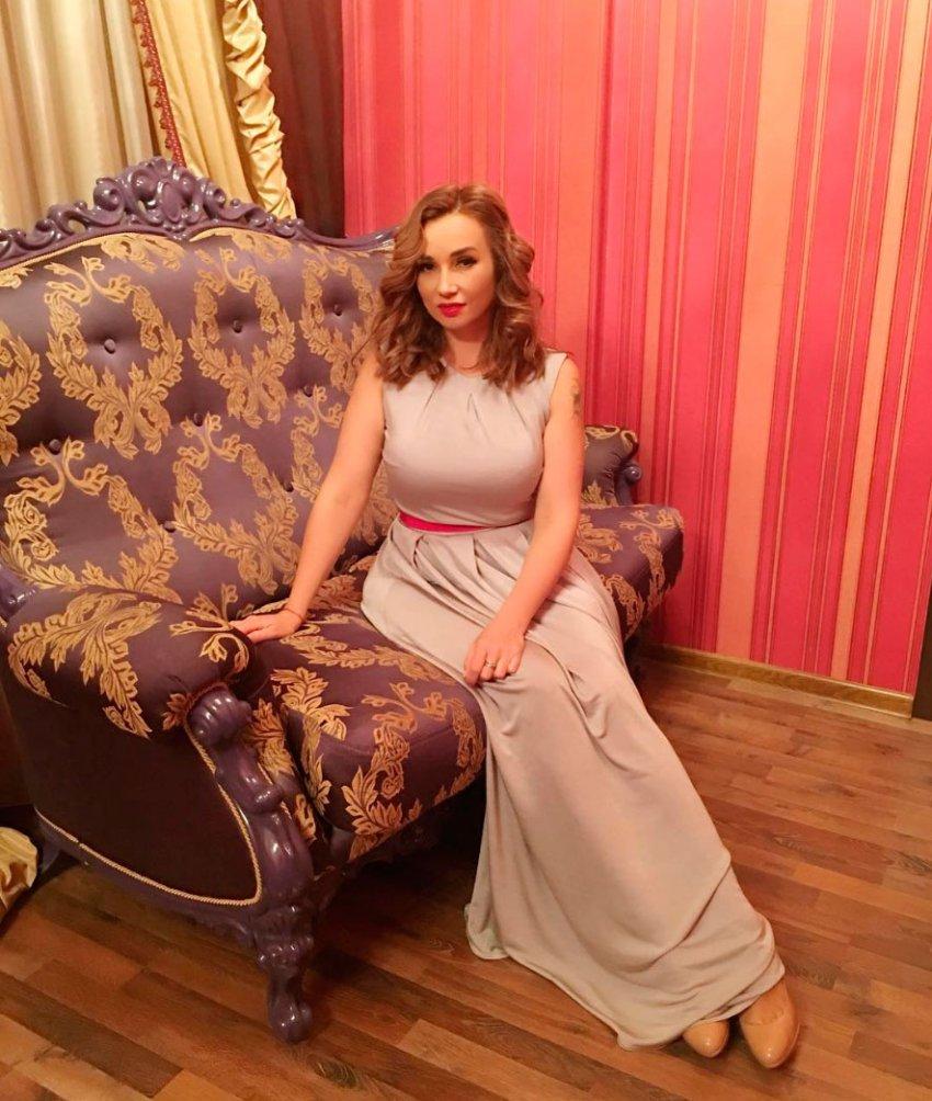 Анфиса Чехова поделилась с поклонниками новым фото