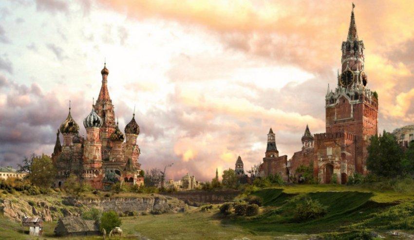 Биосфера - источник энергии Возрождения России