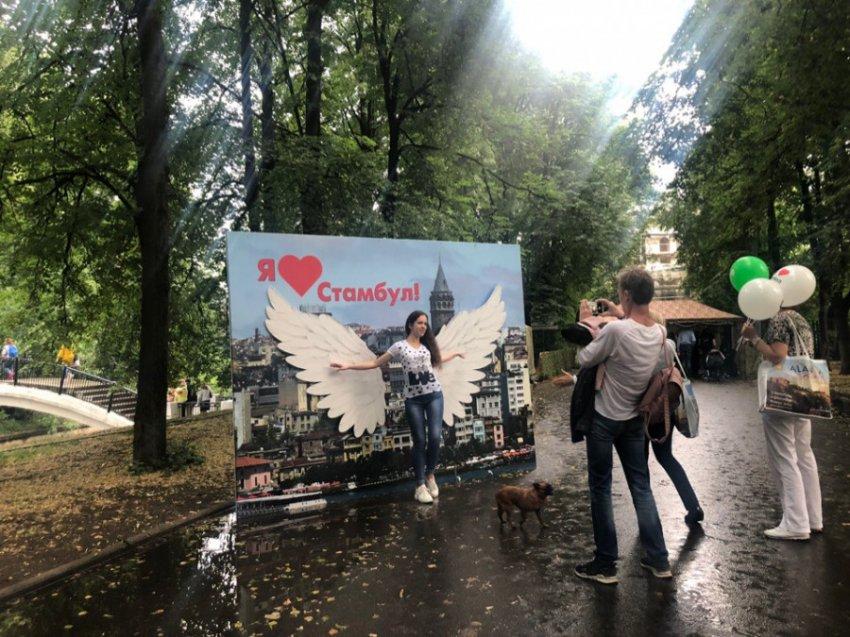 В Москве начался Фестиваль Турции
