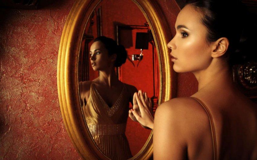 Тест по картинке: выбери зеркало и получи важное жизненное послание