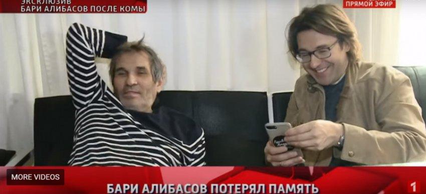 Бари Алибасова подозревают в сокрытии белой горячки под видом отравления