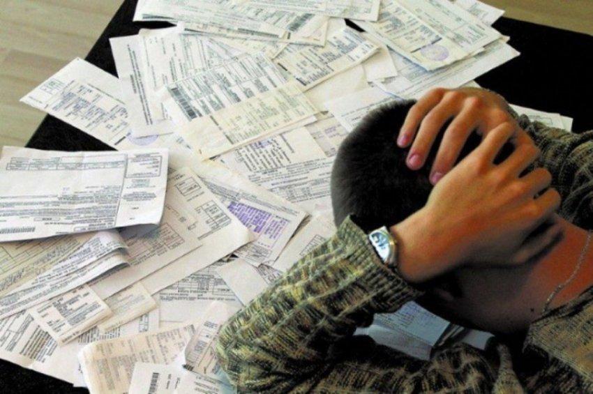 В России все старые долги за ЖХК могут списать как безнадёжные
