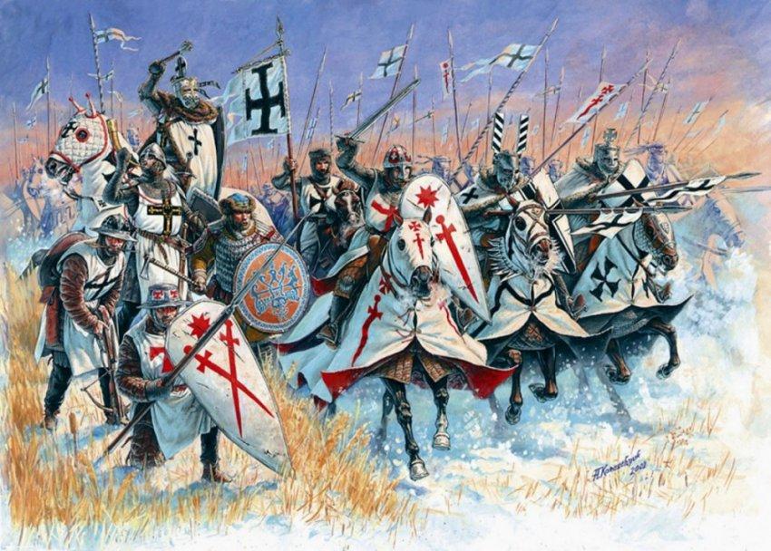 Средневековый геноцид, или почему феодальные семьи были так устойчивы