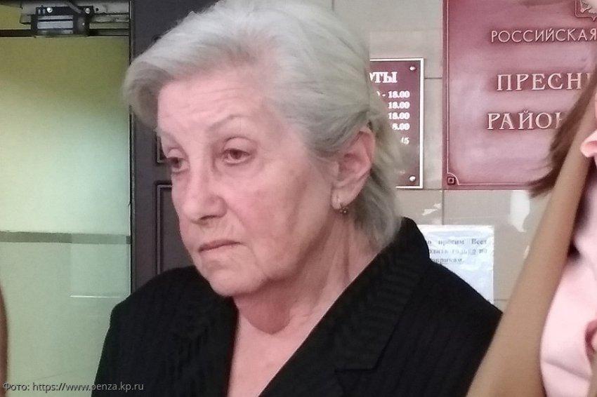Быстрицкая весила 38 килограммов на момент смерти