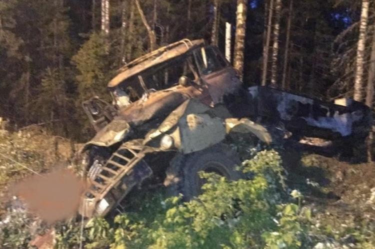 В Свердловской области пьяный водитель бензовоза убил четырех человек