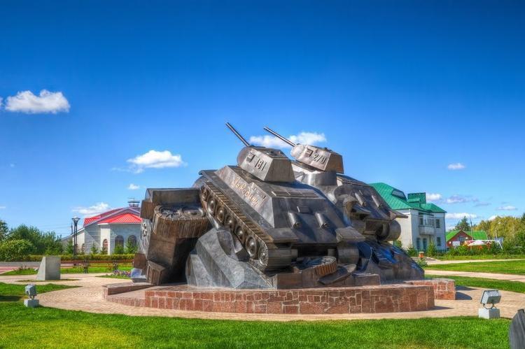 Немцы хотят снести мемориал Советским воинам под Прохоровкой