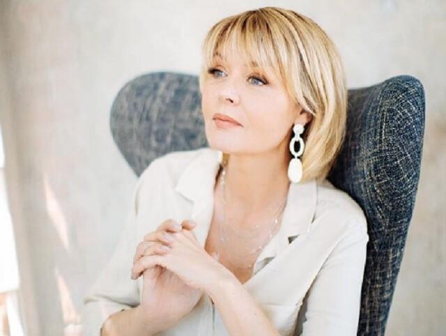 Юлия Меньшова в Нью-Йорке заскучала по родной Москве