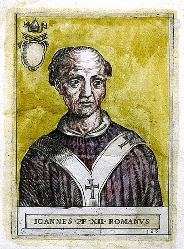 «Непогрешимые» грешники Римской Церкви