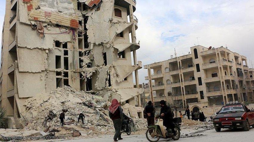 США просят помощи у Германии в проведении Сирийской операции
