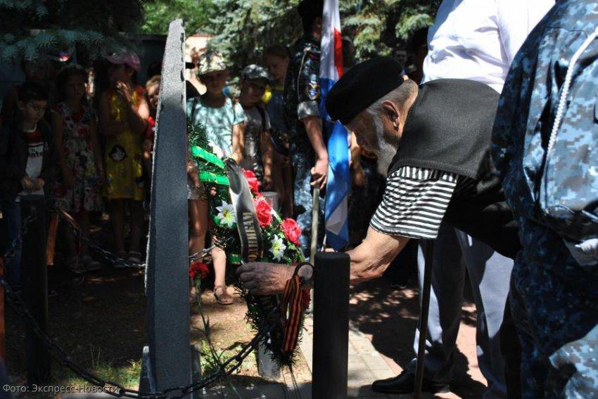 В Кисловодске прошла траурная акция в память о моряках, погибших на подлодке АС-12 «Лошарик»